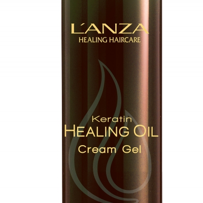 Keratin Healing Oil Cream Gel