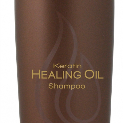 Keratin Healing Oil Shampoo